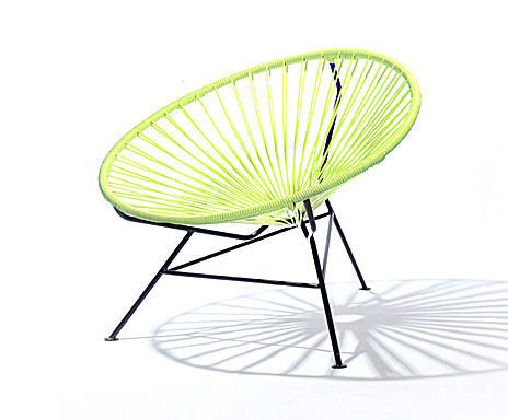 fauteuil acapulco dit par sentou charlyd co. Black Bedroom Furniture Sets. Home Design Ideas