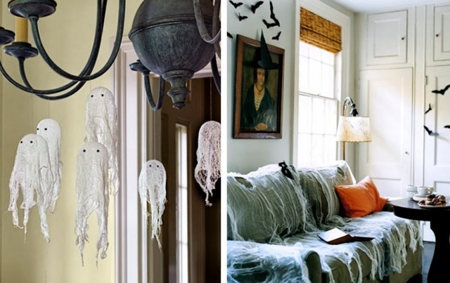 D co sympa pour halloween charlyd co for Decoration interieur halloween